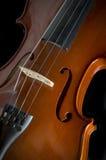 Скрипка или скрипка Стоковая Фотография RF