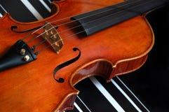 скрипка Стоковое Фото