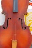 скрипка i Стоковые Фото