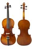 2 скрипки Стоковое Фото
