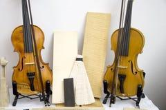 скрипки Стоковое фото RF