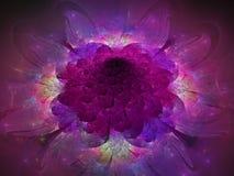 Скручиваемости картины фрактали twirl абстрактной элегантный чувствительный производит художническое иллюстрация штока