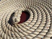 Скручиваемость веревочки Стоковые Изображения