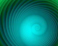 скручиваемость aqua Стоковые Изображения RF