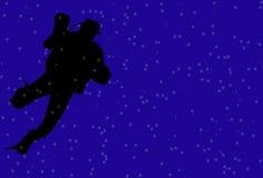 скуба Стоковое Изображение RF