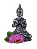 Скульптура Будды Стоковые Фотографии RF