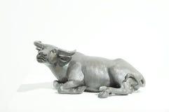 скульптура вола Стоковые Фотографии RF