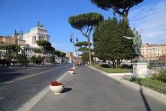 Скульптура в городе Италии Рима Стоковое Фото