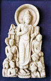 скульптура глины Стоковые Изображения