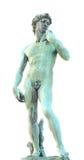 скульптура Давида Стоковое Изображение