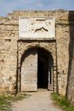 Скульптура, котор подогнали льва St Mark Стоковые Изображения RF
