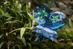 скульптура пластмассы любимчика бабочки искусства стоковые фото