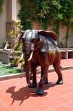 Скульптура слона стоковое изображение