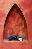 скульптура тайская Стоковая Фотография