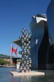 скульптура kapoor anish Стоковое фото RF