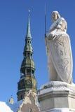 скульптура roland Стоковое фото RF