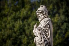 скульптура rome Стоковые Фотографии RF