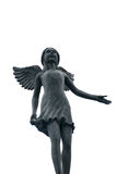Скульптура ангела Стоковое фото RF