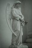 Скульптура Анджела Стоковое Изображение RF