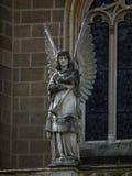 Скульптура Анджела Стоковые Изображения