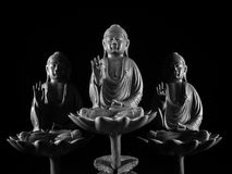 скульптура Будды Стоковое Изображение RF