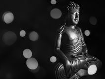 скульптура Будды Стоковые Изображения RF