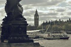Скульптура в Лондоне Стоковое Изображение RF