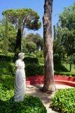 Скульптура в парке Стоковое Изображение