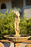 Скульптура в Родосе стоковое изображение