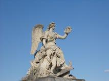 Скульптура в Versaille Стоковые Изображения RF