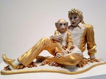 Скульптура Джексона Стоковая Фотография RF