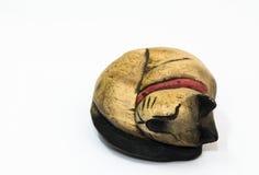 Скульптура котов Стоковое Изображение RF