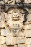 Скульптура на короле Террасе Leper Стоковое Изображение RF