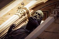 Скульптура на della Signoria аркады Стоковые Фотографии RF