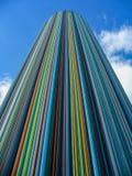 Скульптура Оборон-Париж Стоковое Изображение
