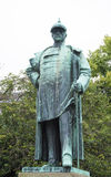 Скульптура Оттона Von Bismarck стоковое фото