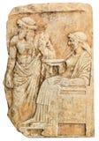 скульптура древнегреческия Стоковые Фотографии RF