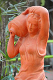 Скульптура сада Стоковая Фотография RF