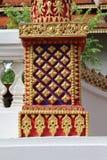 скульптура тайская Стоковое Изображение