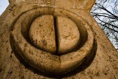 Скульптура Brancusi Стоковые Фото