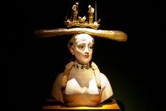 Скульптура Dali Стоковые Фотографии RF