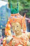 Скульптура Kinaree стоковое изображение rf