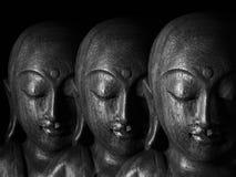 Скульптура Ksitigarbha Стоковые Фото