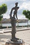 Скульптура Meknes Sahrij Swani Стоковое Изображение