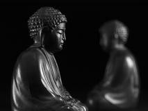 Скульптура Sakyamuni Будды Стоковые Изображения RF