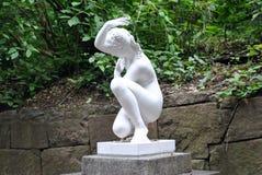 скульптура Uman Парк Sofiyivka Природа Украина стоковое фото rf