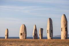 Скульптурный парк Геркулеса Стоковая Фотография