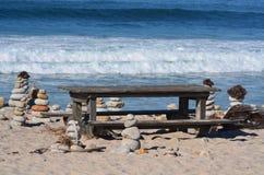 Скульптуры в песке Стоковое Изображение RF