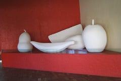 Скульптуры плодоовощ Стоковое Изображение RF