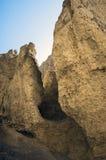 Скульптуры размывания песчаника Стоковое Фото
